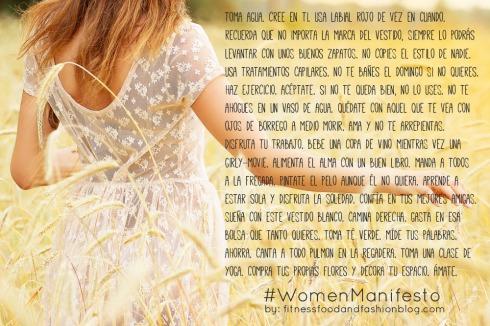 womenmanifesto